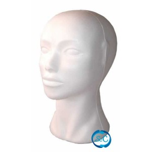 Cabeza Porex mujer semi perfil