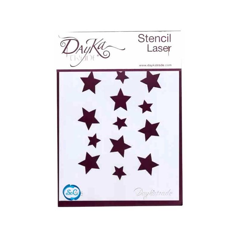 Manualidades para navidad plantillas de estrellas campanas - Manualidades de estrellas de navidad ...