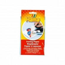 Papel de planchado Hama 4 hojas