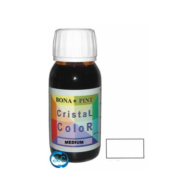 Medium para pintura laca de Cristal Color