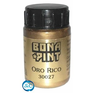 Purpurina Color oro rico Bonapin