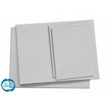 Cartón ecológico gris varios tamaños, 2 mm de grosor