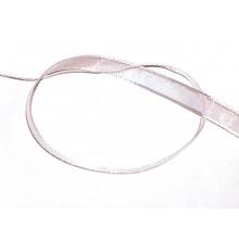 Cinta organza 6 mm Rosa 1 metro