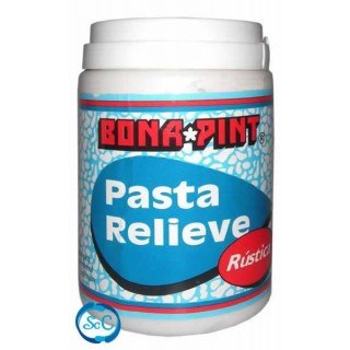 Pasta relieve rústica Bona-Pint 400 gr