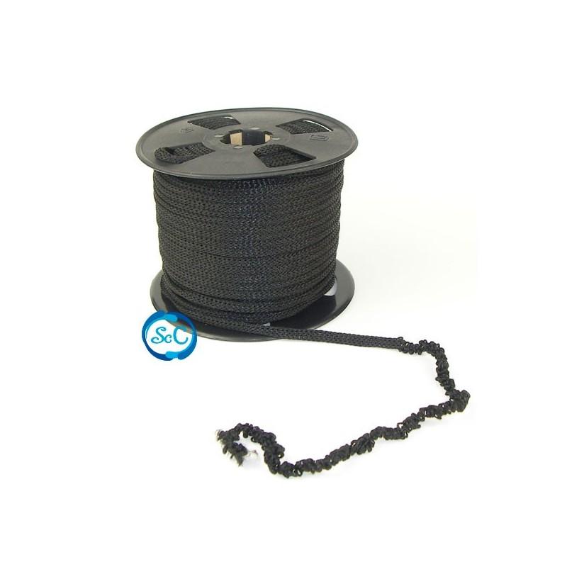 Pelo para muñecas de cordón cadeneta