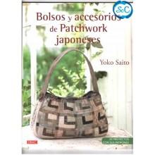 Libro Bolsos y accesorios de Patchwork Japones