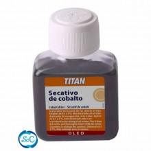 Secativo de cobalto TITAN 100 cc