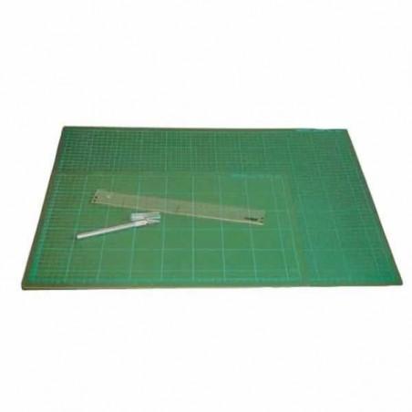 Base de corte 30,5 x 21 cm. Autocicatrizante