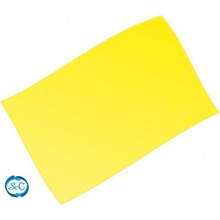 Goma eva Amarillo canario 28 x 21 cm, 2 mm