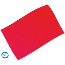Goma eva Rojo 28 x 21 cm, 2 mm