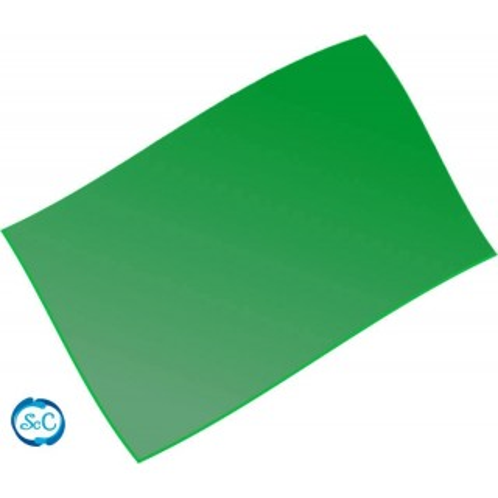 Goma eva Verde bandera 28 x 21 cm, 2 mm