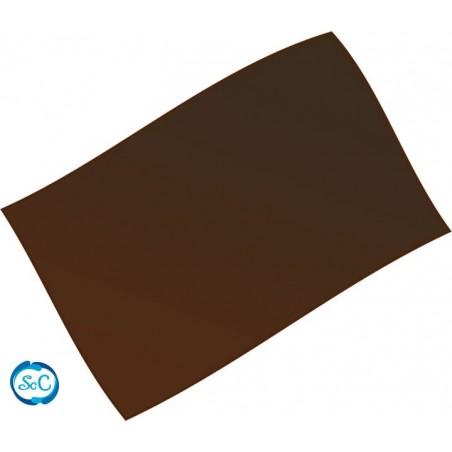 Goma eva Café oscuro 28 x 21 cm, 2 mm