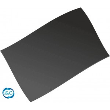 Goma eva Negra 28 x 21 cm, 2 mm