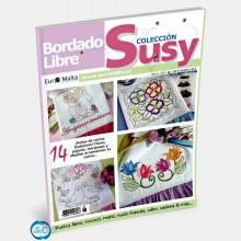 Colección Susy nº 7 paños de cocina