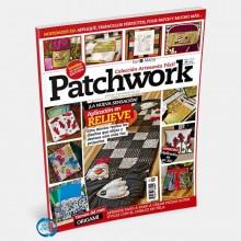 Revista Euromalta Patchwork nº 9 Relieve