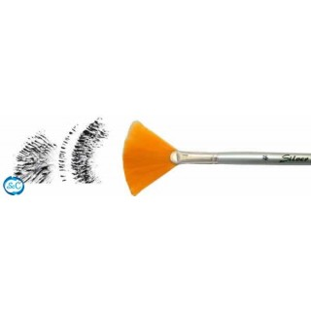Pincel SilverLine Abanico S 4231 Nº 4