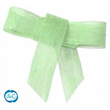 Cinta de yute 4 cm x 1 metro, Verde