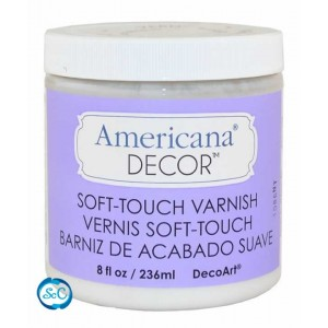 Barniz Americana Decor Mate Soft-Touch, 236 ml ADM03