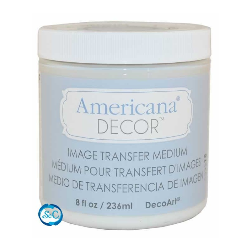 Transfer Americana Decor, ADM10, 236 ml.