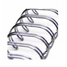 Espiral Zutter Plata vieja para album 2,5 cm x 30,5 cm