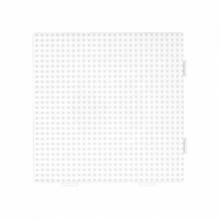 Placa cuadrada Hama Beads Midi 15 x 15 cm