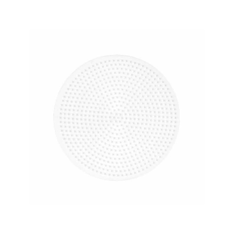 Placa redonda Hama Beads Midi 15 cm