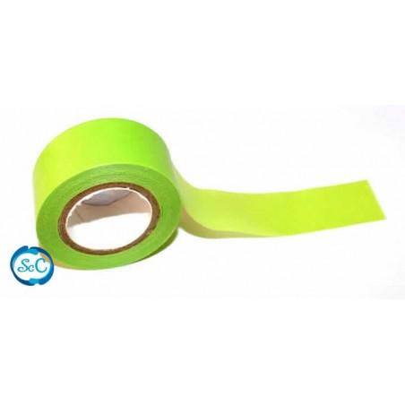 Washi tape liso verde claro