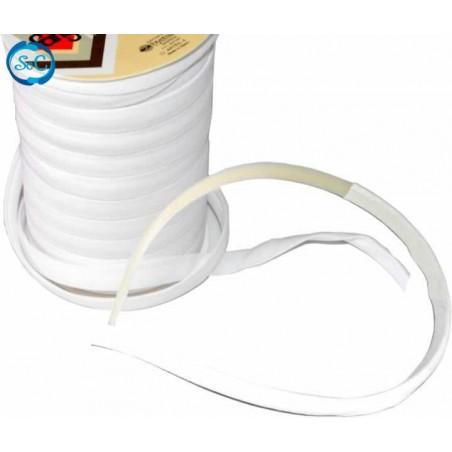 Cinta espagueti batista 10 mm para forrar diademas, 50 cm