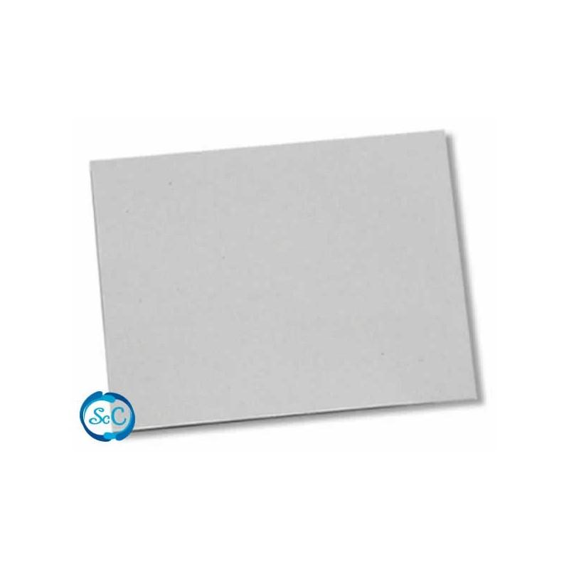 Cartón ecológico gris , 35 cm x 52 cm y 1,5 mm de grosor