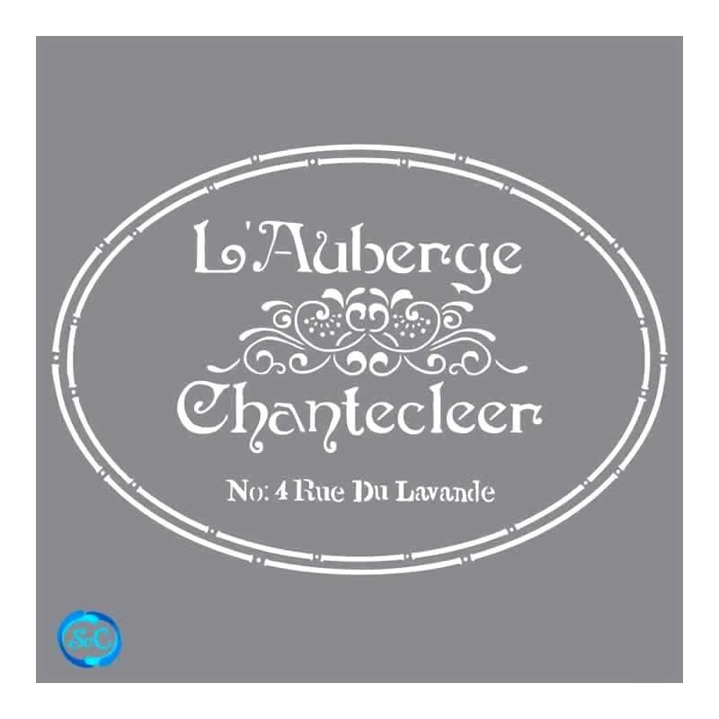 Plantilla Americana Chantecleer, ADS07