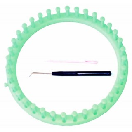 Telar circular 18 cm