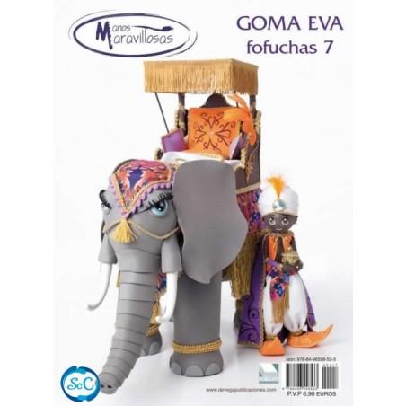 Revista Goma Eva, Manos Maravillosas, fofuchas Nº 7