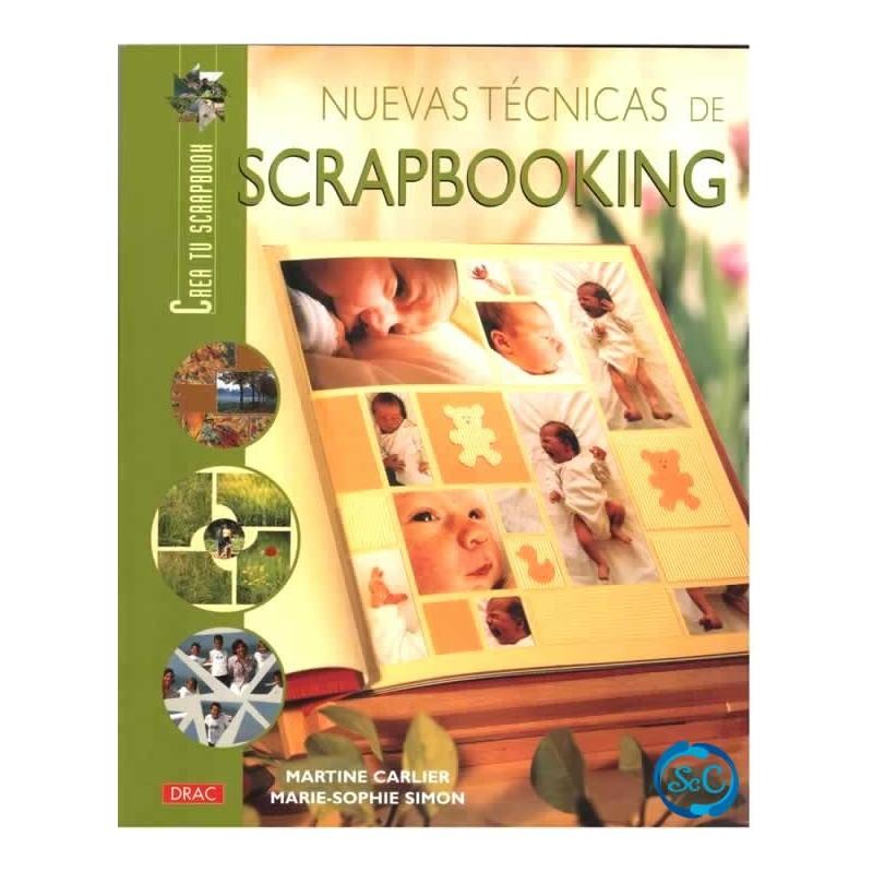 Nuevas tecnicas de Scrapbooking