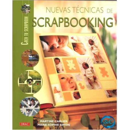 Libro Nuevas tecnicas de Scrapbooking
