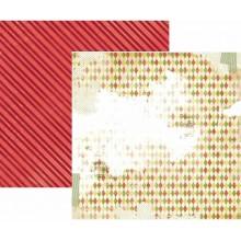 BoBunny Papel Christmas Collage Festive