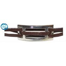 Bracelet pasador decorativo rectangular