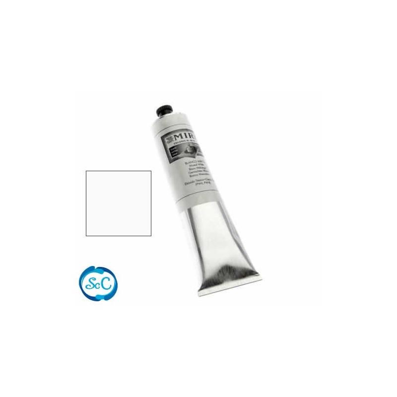 Oleo MIR blanco plata tono, 20 ml