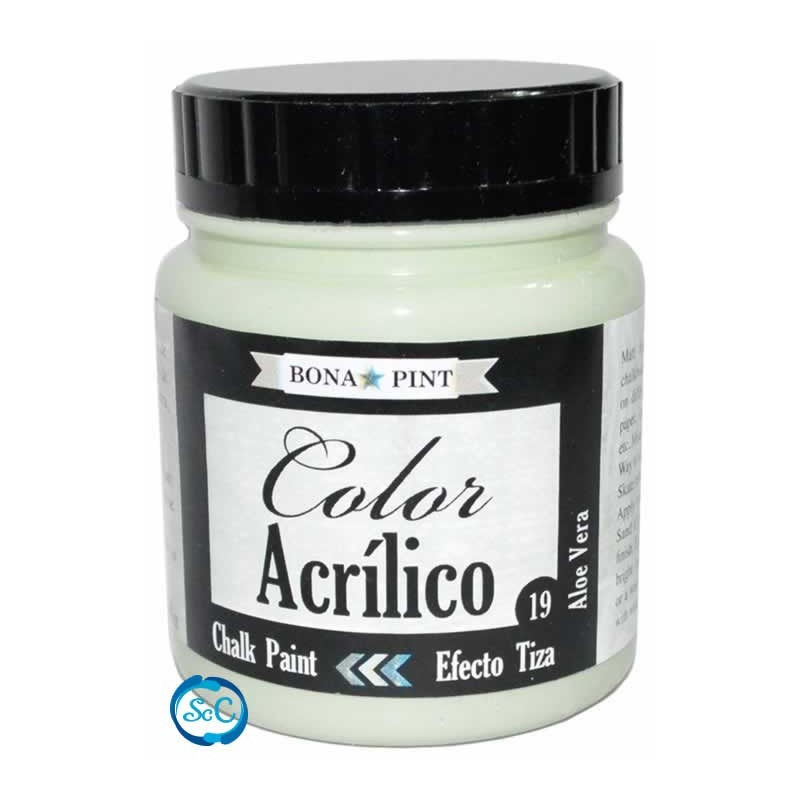 Chalk Paint Bonapint Verde vera