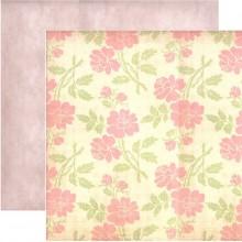 Flores retro nº 3 Flores rosas