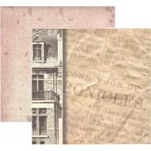 Viajes del pasado Periodico y edificio 11