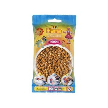Hama Beads 1000 piezas Midi marron claro