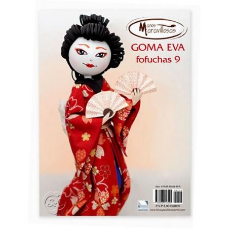 Revista Goma Eva, Manos Maravillosas, fofuchas Nº 9