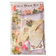 Mini book en kit Romantico
