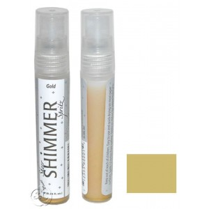Tinta color oro efecto perlado, 7 ml IA-SML-001
