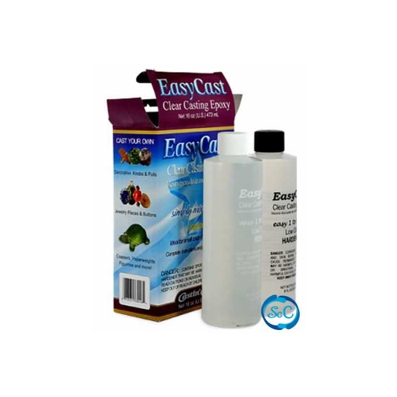 Resina para joyería EnviroTex dos componentes 236 ml