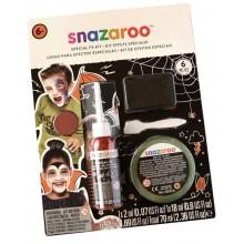Kit maquillaje halloween efectos especiales
