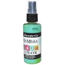 Mix Media Aquacolor Tinta verde agua, 60 ml