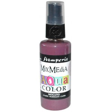 Mix Media Aquacolor Tinta mogano, 60 ml