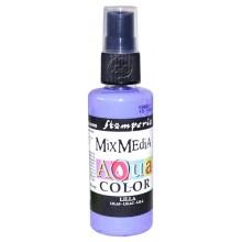Mix Media Aquacolor Tinta lila, 60 ml