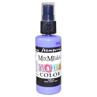 Mix Media Aquacolor Tinta lila, 60 ml